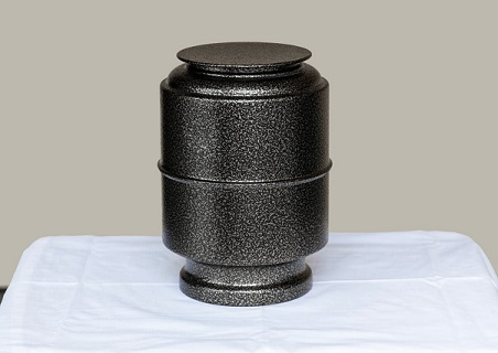Pewter Finished Urn
