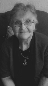 "Photo of Carmel ""Paubie"" Kelly (née McCormack). The link will take you to the death notice."