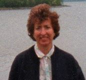 Photo of Eileen Gaughan (née Hegarty). The link will take you to the death notice.